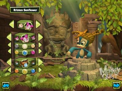 к игре Monkey Quest