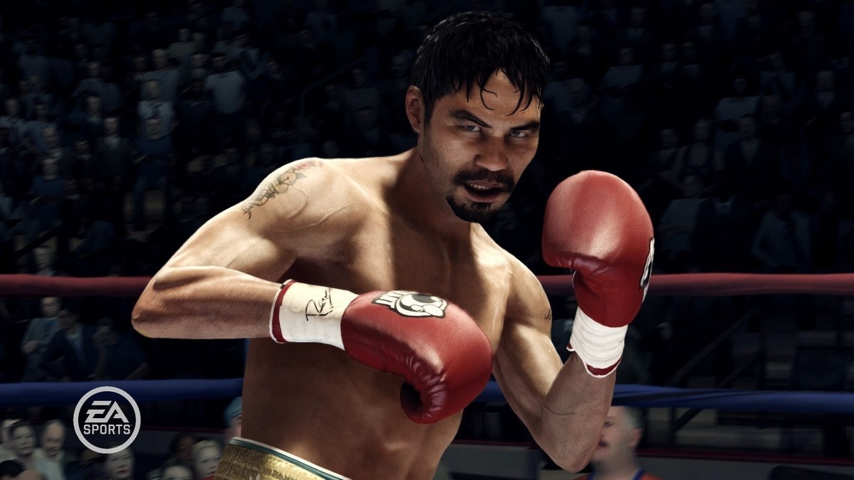 Скачать fight night champion на пк