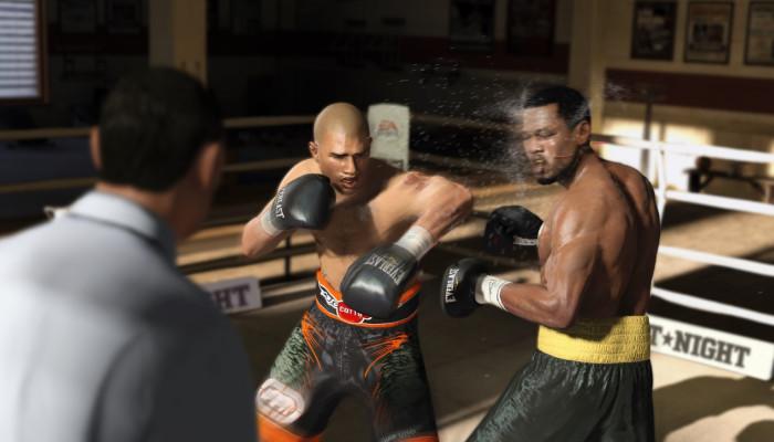 к игре Fight Night Champion