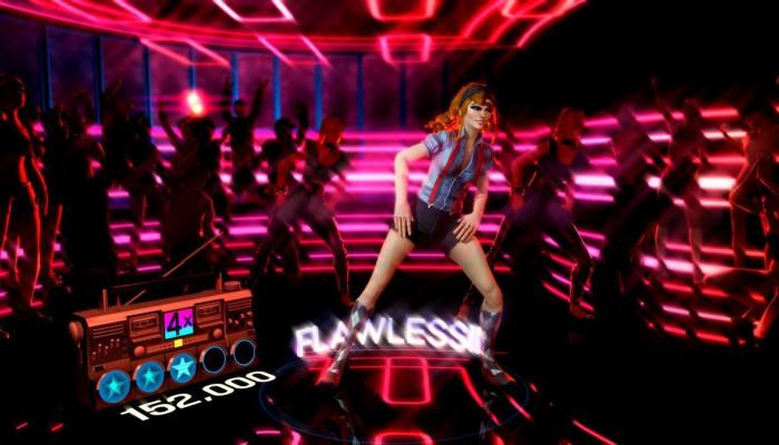 к игре Dance Central