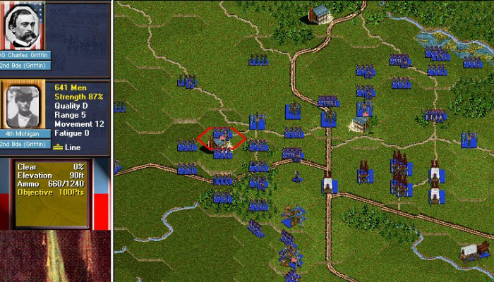 к игре Civil War Battles: Campaign Peninsula