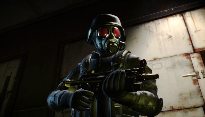 Operation Raccoon City Русификатор