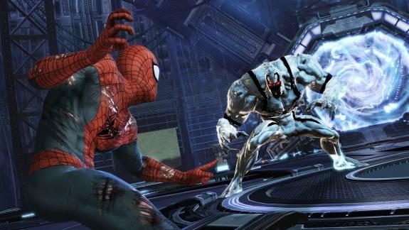 скачать игру Spider Man Edge Of Time на Pc - фото 10