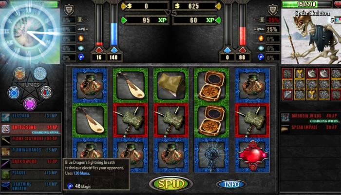к игре Battle Slots