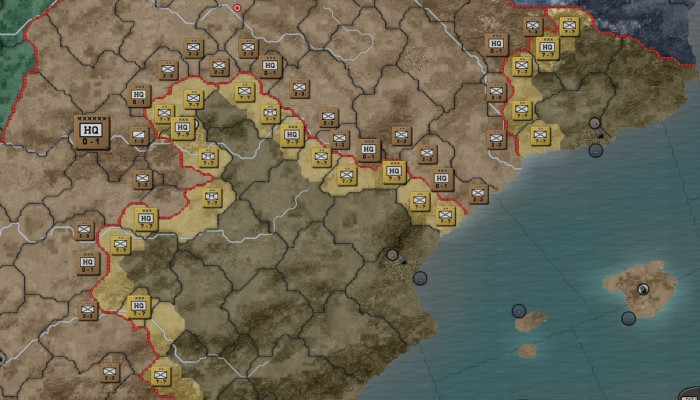к игре Hearts of Iron 3: For the Motherland