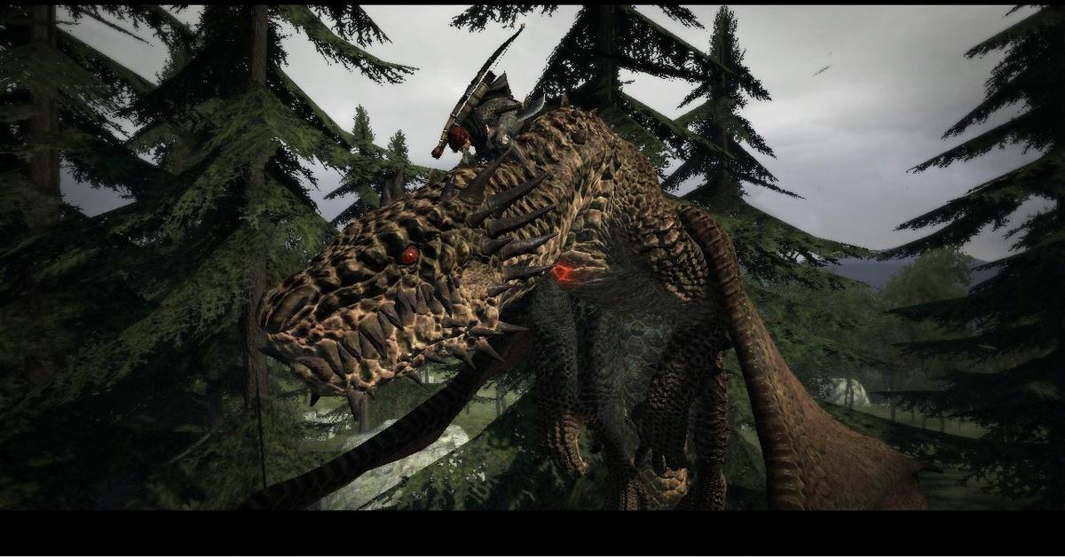 Обзор игры dragon s dogma