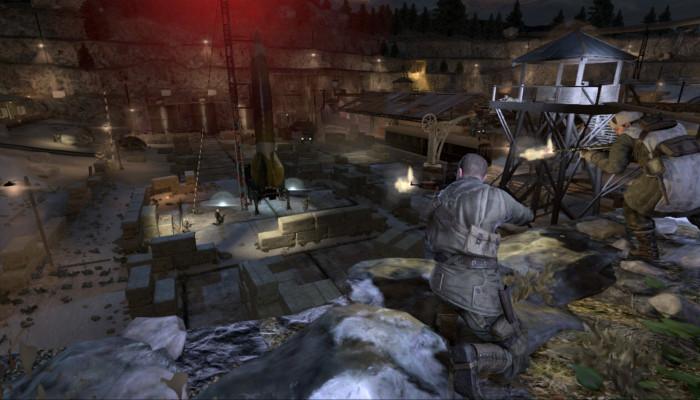 к игре Sniper Elite V2