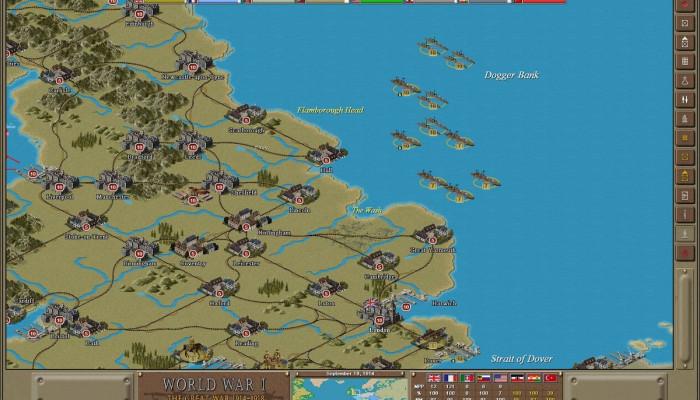 к игре Strategic Command World War I: The Great War 1914-1918