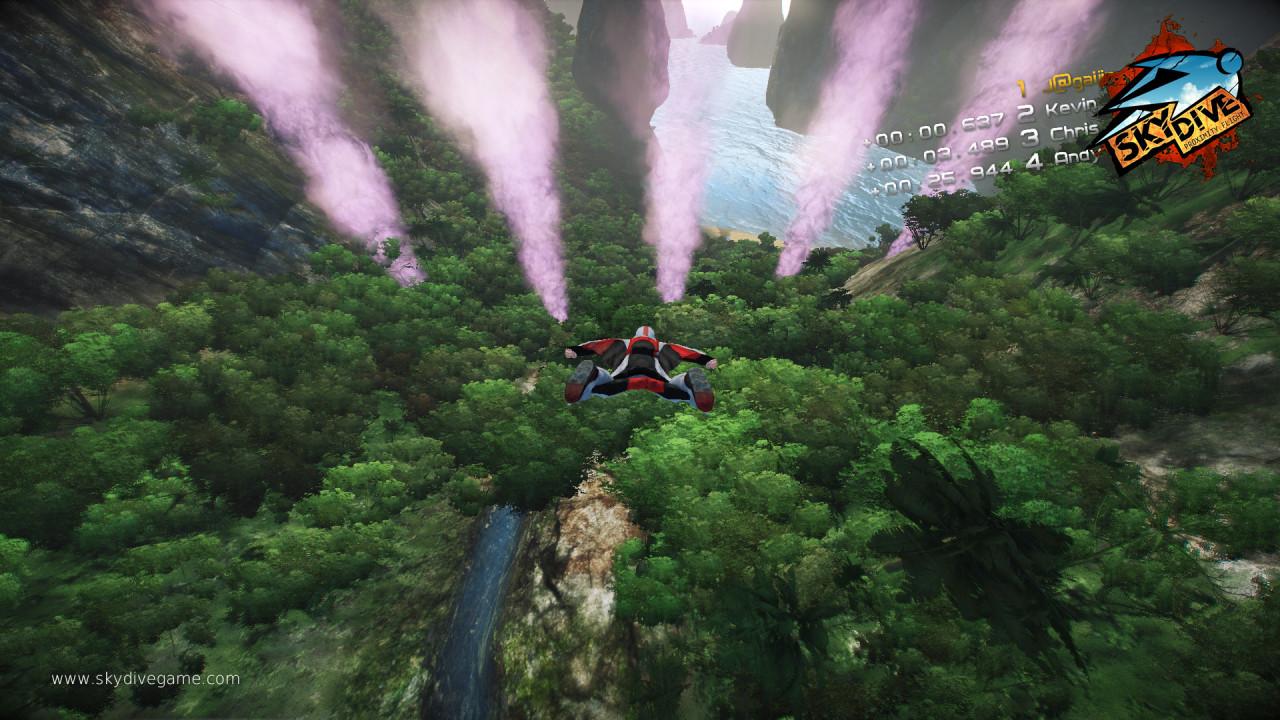 Скачать skydive proximity flight на пк