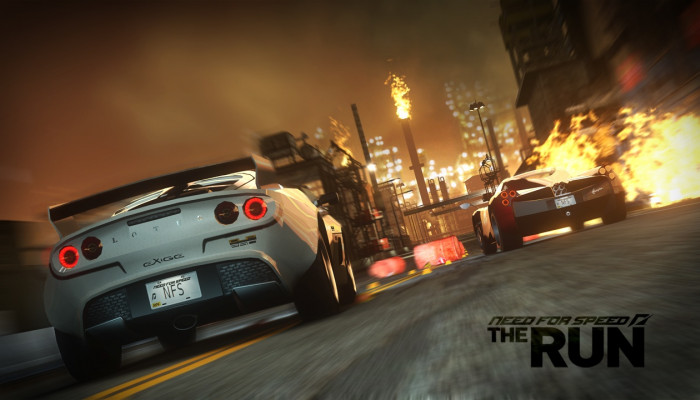 к игре Need for Speed: The Run