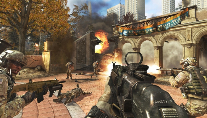 к игре Call of Duty: Modern Warfare 3