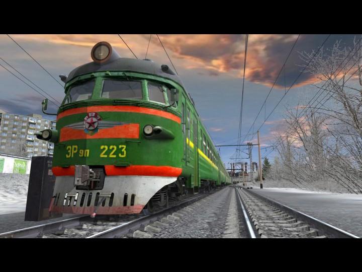 Trainz Simulator 12 / Твоя железная дорога 2012 подарочная версия (2012/RUS