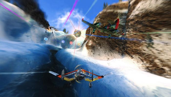 к игре SkyDrift