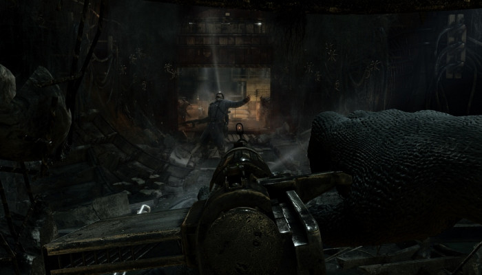 к игре Metro: Last Light