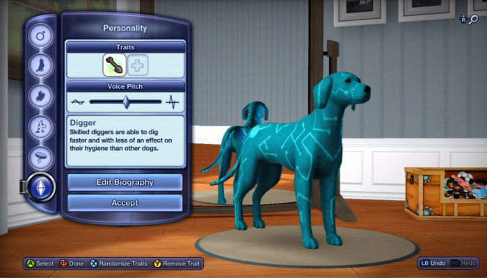 к игре Sims 3: Pets, The