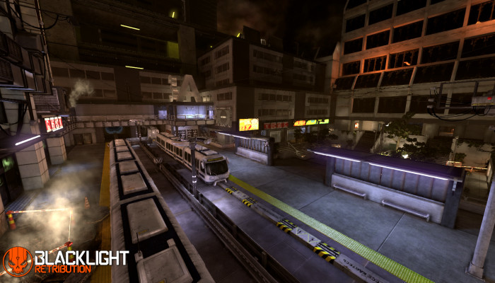 к игре Blacklight: Retribution