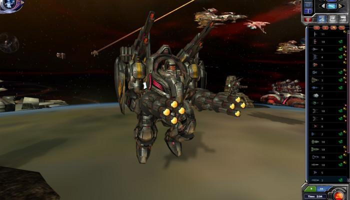к игре Armada 2526: Supernova