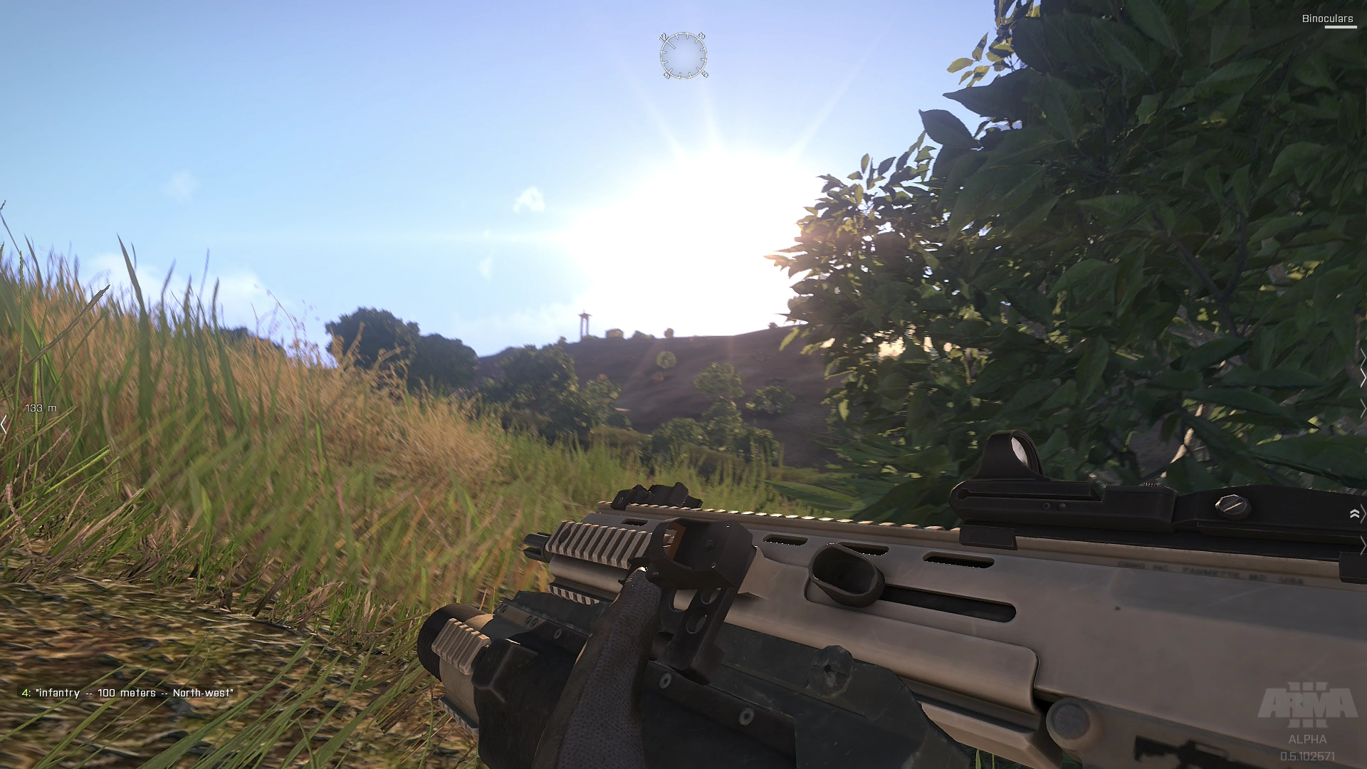 Screens Zimmer 9 angezeig: arma iii trainer