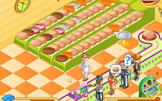 к игре Stand O'Food 2