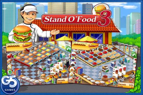 к игре Stand O'Food 3