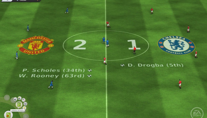 к игре FIFA Manager 12