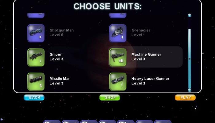 к игре Alien Hallway