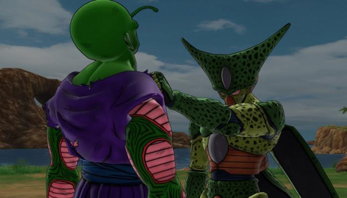 к игре Dragon Ball Z: Ultimate Tenkaichi