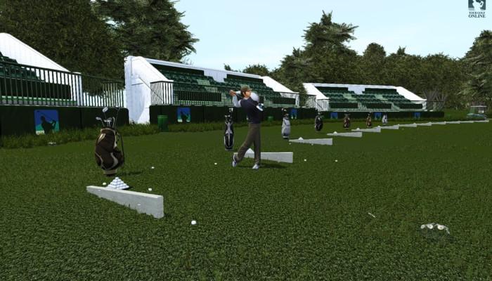 к игре Tour Golf Online
