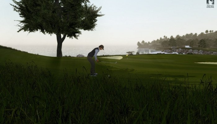 к игре Tour Golf Online