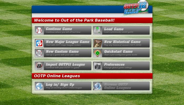 к игре Out of the Park Baseball 12