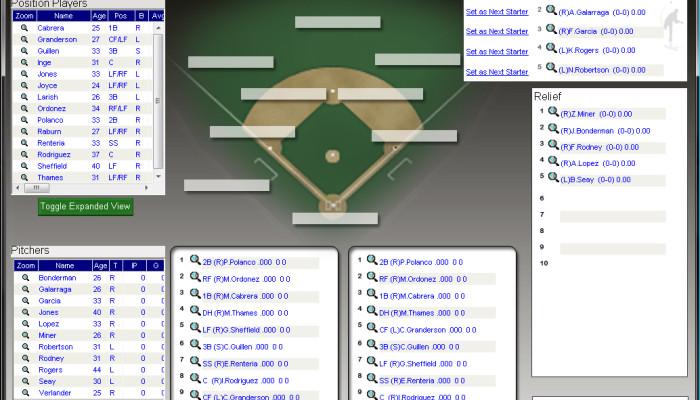к игре PureSim Baseball 3