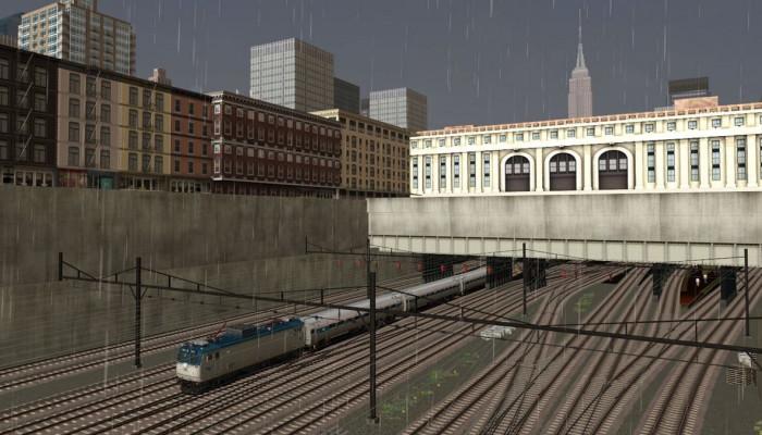 Railworks 2010 Скачать