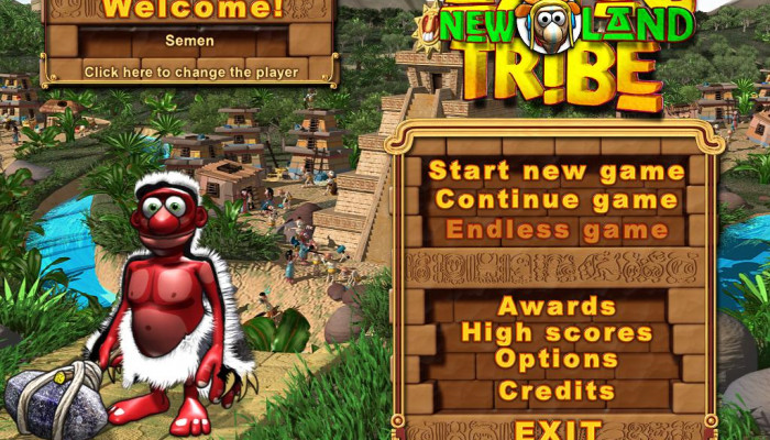 к игре Aztec Tribe: New Land