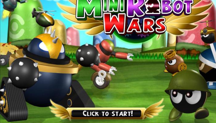 к игре Mini Robot Wars