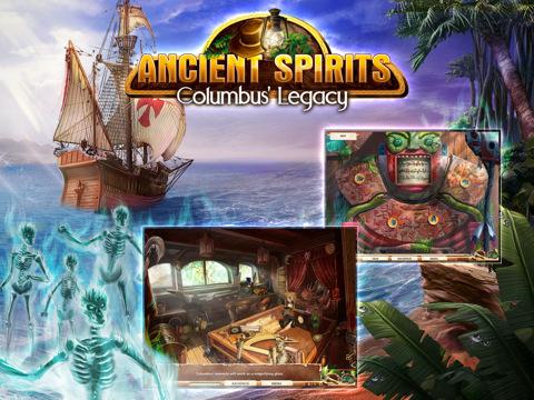 к игре Ancient Spirits: Columbus' Legacy