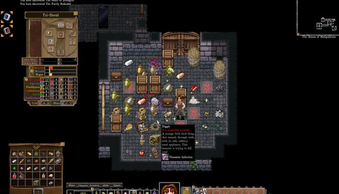 к игре Dungeons of Dredmor
