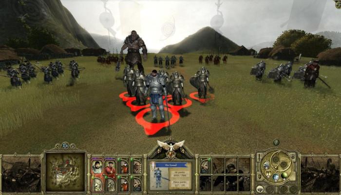 к игре King Arthur: Fallen Champions