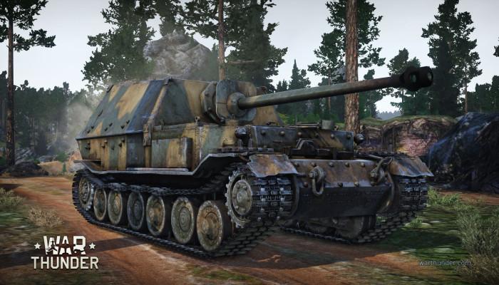 к игре War Thunder