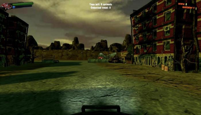к игре Wasteland Angel