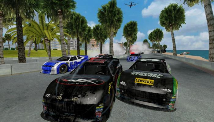 к игре NASCAR Unleashed