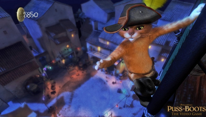 к игре Puss in Boots: The Video Game