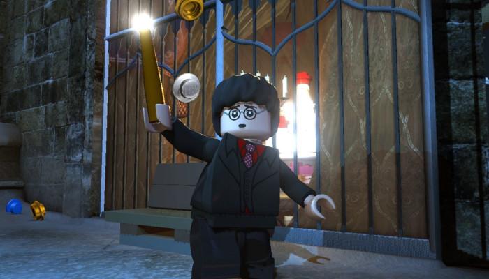 к игре LEGO Harry Potter: Years 5-7