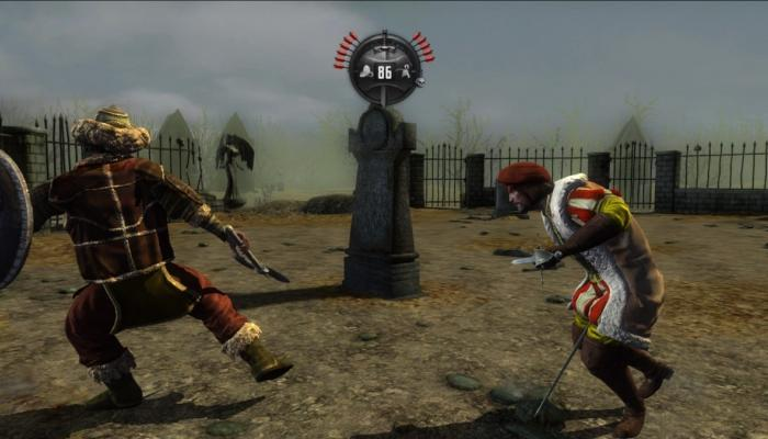 к игре Deadliest Warrior: Ancient Combat