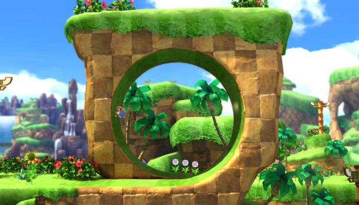 к игре Sonic Generations