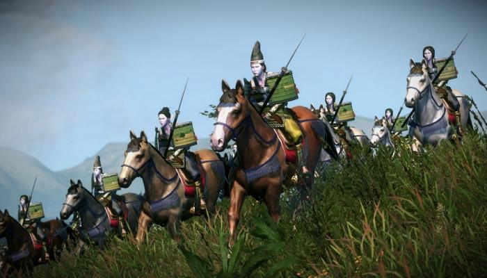 к игре Total War: Shogun 2 - Rise of the Samurai