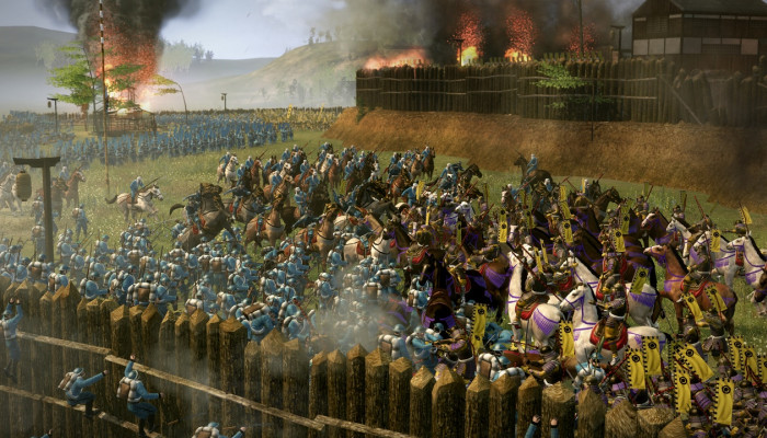 к игре Total War: Shogun 2 - Fall of the Samurai