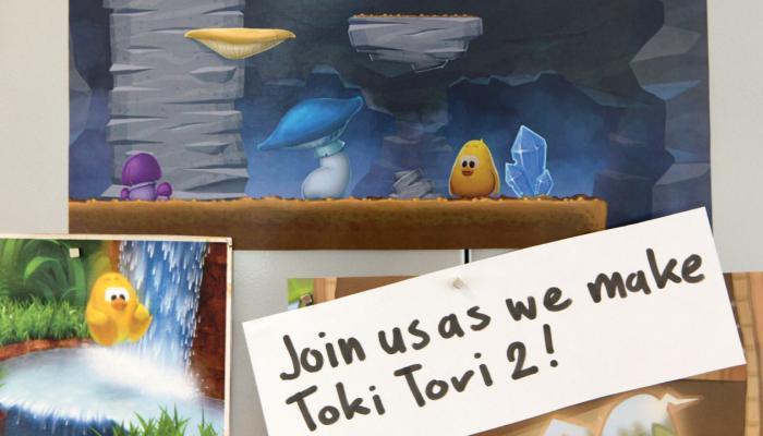 к игре Toki Tori 2