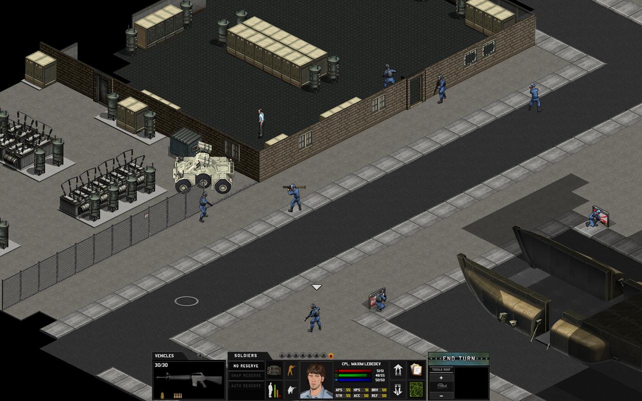 Xenonauts - скриншоты из игры (скрины, screenshots)