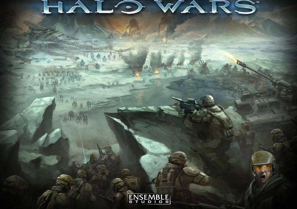 игра Halo Wars скачать торрент - фото 10