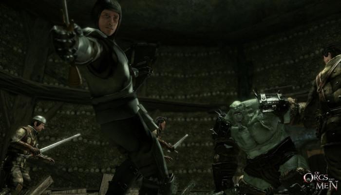 к игре Of Orcs and Men